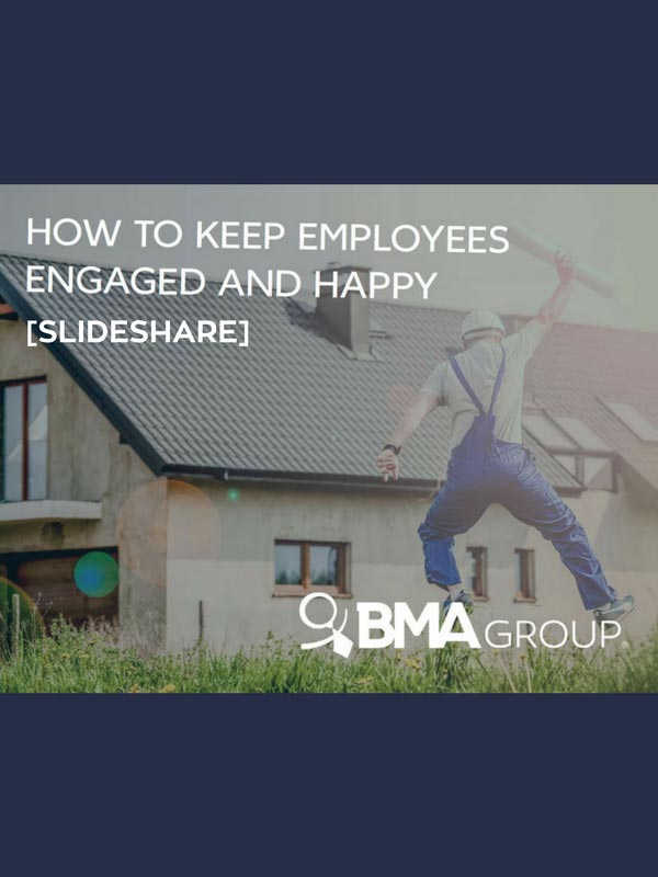 How to Keep Employees Engaged and Happy [Slideshare]