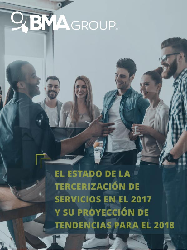 What are the outsourcing trends in 2018